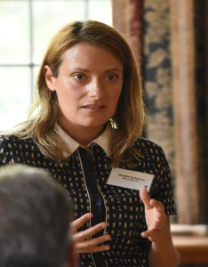 Maria Kalama, Innovate UK